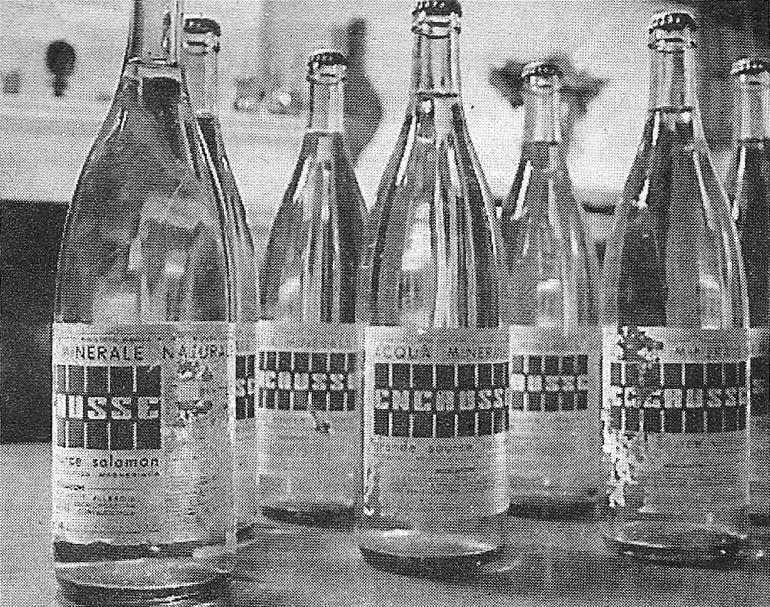 Encausse bouteilles