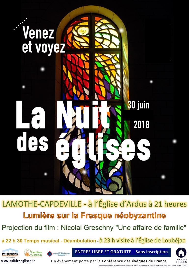 la nuit des églises